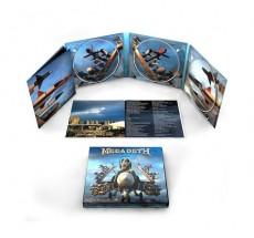3CD / Megadeth / Warheads On Foreheads / 3CD / Digipack