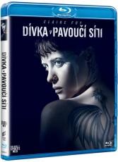Blu-Ray / Blu-ray film /  Dívka v pavoučí síti / Blu-Ray