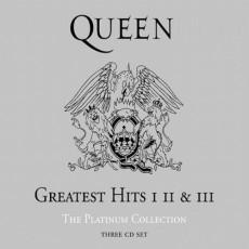 3CD / Queen / Greatest Hits I,II,III / Platinum Collection / 3CD
