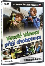 DVD / FILM / Veselé Vánoce přejí chobotnice