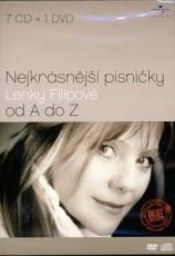 7CD/DVD / Filipová Lenka / Nejkrásnější písničky / 7CD+DVD