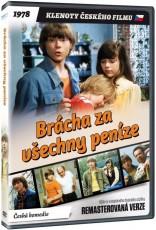 DVD / FILM / Brácha za všechny peníze