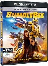 UHD4kBD / Blu-ray film /  Bumblebee / UHD+Blu-Ray