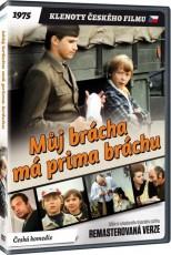 DVD / FILM / Můj brácha má prima bráchu