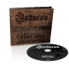 CD / Sabaton / Great War / Limited Edition / Digipack