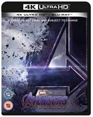 UHD4kBD / Blu-ray film /  Avengers:Endgame / UHD+Blu-Ray