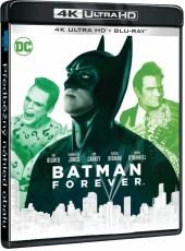 UHD4kBD / Blu-ray film /  Batman navždy / Batman Forever / UHD+Blu-Ray