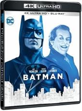 UHD4kBD / Blu-ray film /  Batman / UHD+Blu-Ray