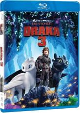 Blu-Ray / Blu-ray film /  Jak vycvičit draka 3 / Blu-Ray