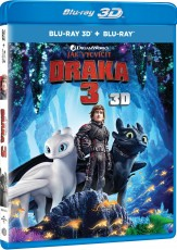 3D Blu-Ray / Blu-ray film /  Jak vycvičit draka 3 / 3D+2D Blu-Ray