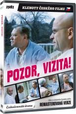 DVD / FILM / Pozor,vizita