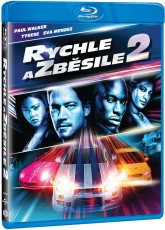 Blu-Ray / Blu-ray film /  Rychle a zběsile 2 / 2 Fast 2 Furious / Blu-Ray