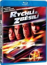 Blu-Ray / Blu-ray film /  Rychlí a zběsilí / Blu-Ray