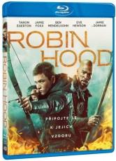 Blu-Ray / Blu-ray film /  Robin Hood / 2018 / Blu-Ray