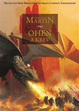 KNI / Martin George R.R. / Ohen a krev / Kniha