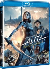 Blu-Ray / Blu-ray film /  Alita:Bojový anděl / Blu-Ray