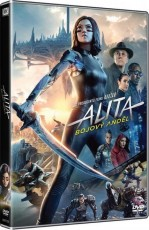 DVD / FILM / Alita:Bojový anděl