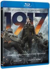 Blu-Ray / Blu-ray film /  1917 / Blu-Ray