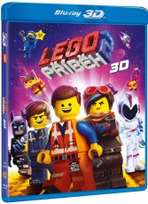 3D Blu-Ray / Blu-ray film /  Lego příběh 2 / The Lego Movie 2 / 3D+2D Blu-Ray