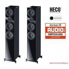 HIFI / HIFI / Repro sloupové:Heco Aurora 700 Black Edition / 2ks