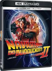 UHD4kBD / Blu-ray film /  Návrat do budoucnosti II / UHD+Blu-Ray