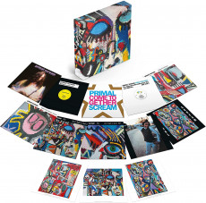 "LP / Primal Scream / Screamadelica / Box Set / Vinyl / 10x12""Singles"
