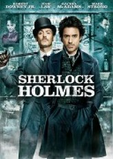 UHD4kBD / Blu-ray film /  Sherlock Holmes / UHD+Blu-Ray