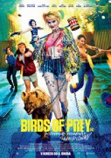 Blu-Ray / Blu-ray film /  Birds Of Prey / Podivuhodná proměna Harley Quinn