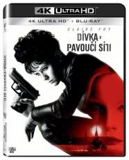 UHD4kBD / Blu-ray film /  Dívka v pavoučí síti / UHD+Blu-Ray