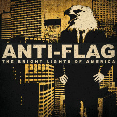 2LP / Anti-Flag / Bright Lights Of America / Blue / Vinyl / 2LP