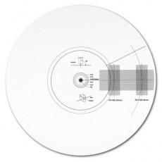Gramofony / GRAMO / Disk pro nastavení otáček gramofonu