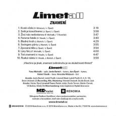 CD / Limetall(Limetal) / Znamení / Digipack