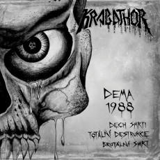 3CD/DVD / Krabathor / Demonizer: Mortal Memories II / 3CD+DVD