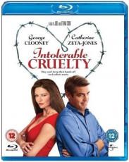Blu-Ray / Blu-ray film /  Nesnesitelná krutost / Intolerable Cruelty / Blu-Ray