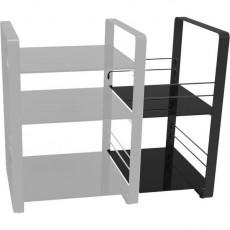 HIFI / GRAMO / Hi-Fi stolek / Norstone:Loft / Boční díl
