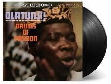 LP / Olatunji / Drums of Passion / Vinyl