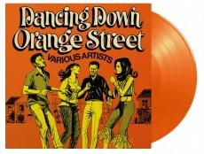 LP / Various / Dancing Down Orange / Coloured / Vinyl