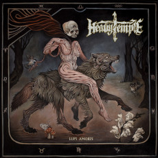 CD / Heavy Temple / Lupi Amoris / Digipack