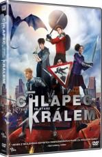 DVD / FILM / Chlapec,který se stane králem