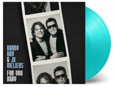LP / Hay Barry & Jb Meijers / For You Baby / Vinyl / Coloured
