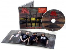 CD / Red Death / Sickness Divine / Limited / Digipack