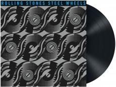 LP / Rolling Stones / Steel Wheels / Vinyl / Half Speed
