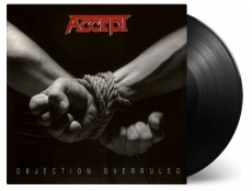 LP / Accept / Objection Overruled / Vinyl