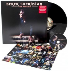 LP/CD / Sherinian Derek / Phoenix / Vinyl / LP+CD