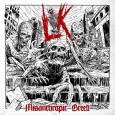 CD / Lik / Misanthropic Breed / Digipack