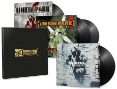 4LP / Linkin Park / Hybrid Theory / 20th Anniversary / Deluxe / Vinyl / 4LP