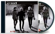 CD / Queen & Adam Lambert / Live Around The World