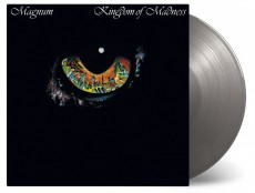 LP / Magnum / Kingdom Of Madness / Vinyl / Coloured