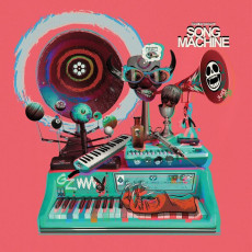 2CD / Gorillaz / Song Machine, Season 1 / 2CD / Deluxe / Digisleeve