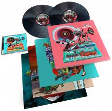 2LP/CD / Gorillaz / Song Machine, Season 1 / Vinyl / 2LP+CD / Deluxe